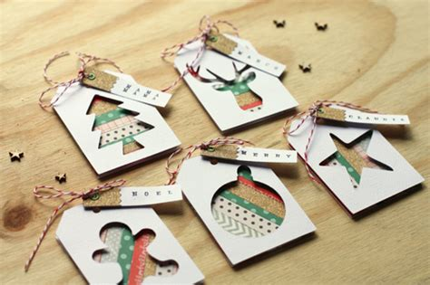 Handcrafted Gift Tags - 1000 images about labels on gift tags