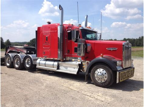 Used Conventional Sleeper Trucks For Sale by 2008 Kenworth W900l Conventional Trucks For Sale Used