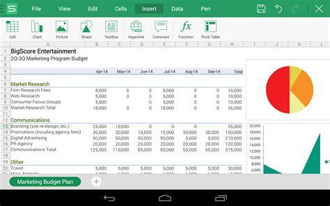 Windows 7 Spreadsheet by Free Spreadsheet Software For Windows 7 Laobingkaisuo