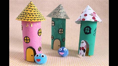 Crafts For Paper - unique toilet paper roll crafts that you should own