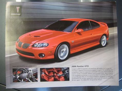 auto air conditioning service 2006 pontiac gto parking system purchase used 2006 pontiac gto base coupe 2 door 6 0l manual trans only 9900 miles in ventura