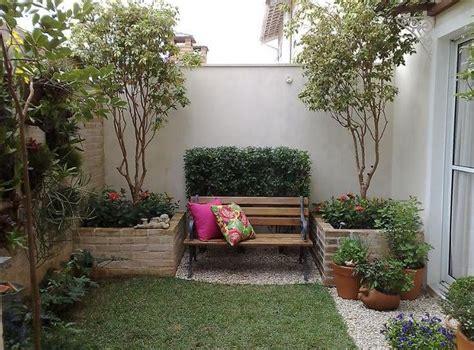 como decorar jardins pequenos pedras 50 jardins pequenos incr 237 veis para casas e apartamentos