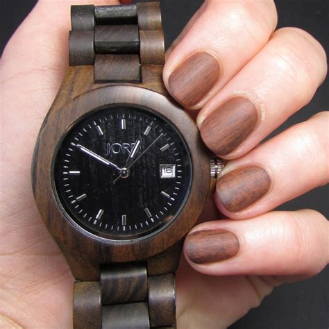jord wood review nail adventures in acetone