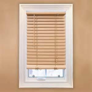 walmart blinds richfield studios 2 quot room darkening blinds chestnut