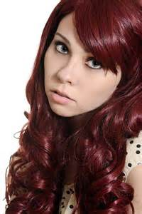 maroon hair color 25 side swept bangs with hair hairstyles 2016