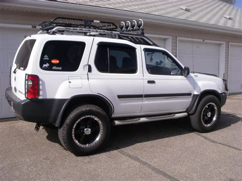 nissan xterra nissan xterra lifted white image 14