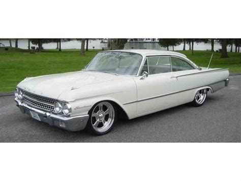 Ford Galaxy Starliner by 1961 Ford Galaxie Starliner For Sale Classiccars