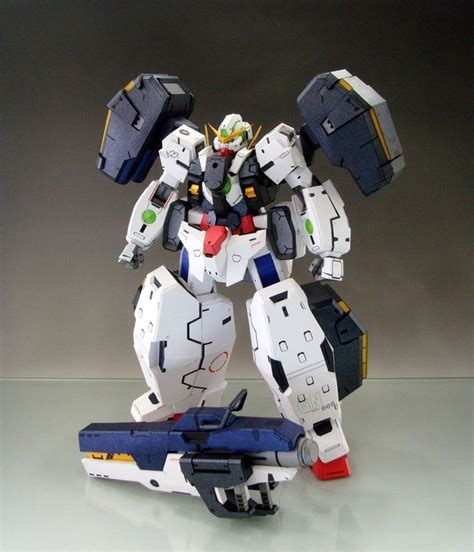 Gundam 00 Papercraft - gn 005 gundam virtue papercraft by rarra