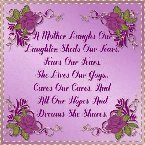 Mothersday Quotes by Best 30 Mothers Day Poems Amp Quotes
