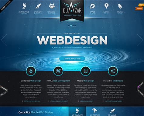 web design ideas creative website designs 25 handpicked websites for