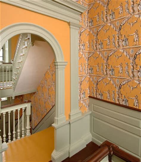Interior Paints For Homes Adelphi Custom And Historic Wallpaper And Paper Hangings