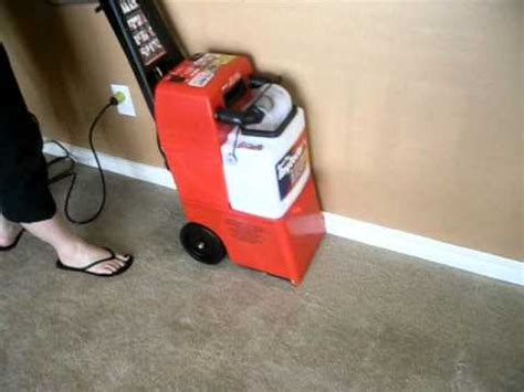 where can i rent a rug doctor carpet cleaner putting the rug doctor to the test part 1
