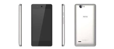 Mito T89 Smartphone Putih 8 Gb twizardroku inc