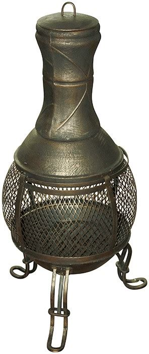 Cast Iron Chiminea Cover Pittwater News