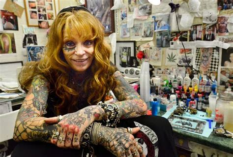 tattoo parlor jersey city southern new jersey tattoo parlors see the rise of ladies