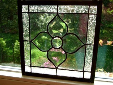 Bleiglas Selber Machen by Fenster 23x23 Glas Eisbl 252 Te Bleiverglasung