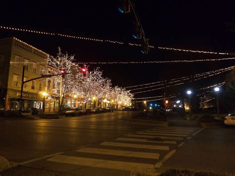 holiday lights bloomington free stock photo public
