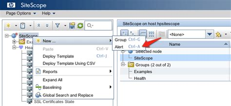 sitescope templates hp sitescope integration guide pagerduty