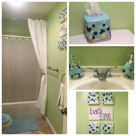 navy and green bathroom 18 best images about bathroom overhaul on