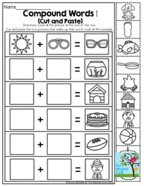 christmas compound words worksheet winter 1st grade literacy worksheets common core aligned