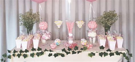 arreglos de mesa para bautizo con golosinas mesas dulces en granada decoradas con globos y mucho m 225 s