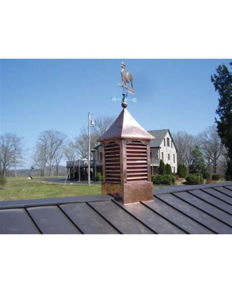 Decorative Cupola decorative copper roofing cupola weather vane home of