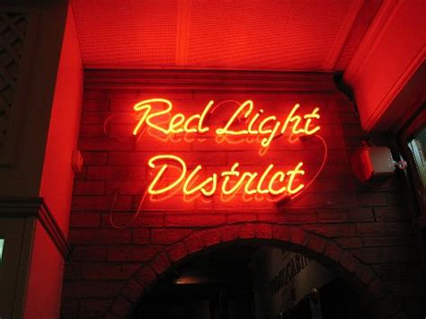 The Red Light District 'set'   Picture of Sexmuseum Amsterdam Venustempel, Amsterdam   TripAdvisor