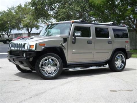 purchase    row suv lowered suspension custom chrome wheels  fort lauderdale