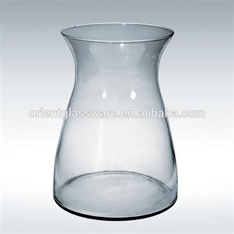 Big Wine Glass Vase by Wine Glass Vase Wholesale Wine Shaped Glass Vases