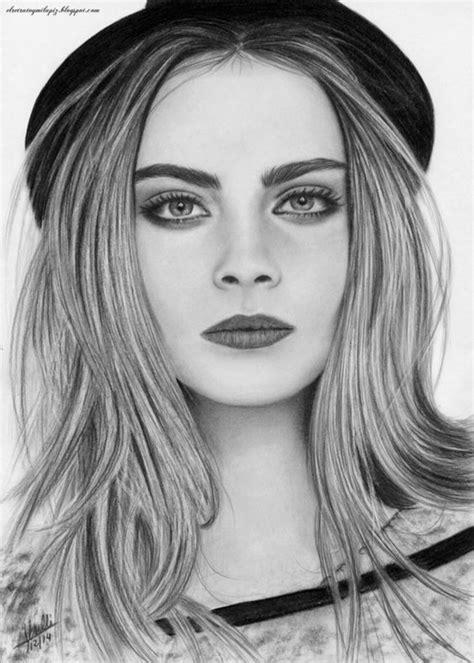 dibujos semi realistas cheap le dessin fille swagg dessin fille de dos dessin de