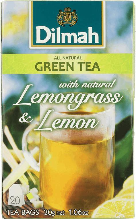 Dilmah Green Tea 20x1 5g dilmah all green tea herbata zielona z traw艱