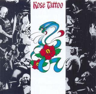 rose tattoo wiki album