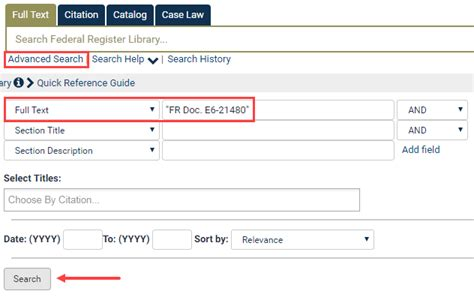 Federal Number Search Search For A Federal Register Document Number Heinonline Knowledge Base