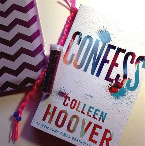 Colleen Hoover Confess confess by colleen hoover review
