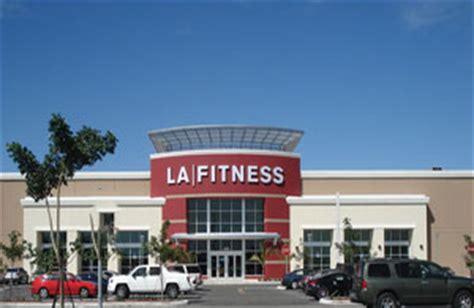 La Fitness Palm Gardens Fl by La Fitness Health Club Info Kendall West Sw 88th