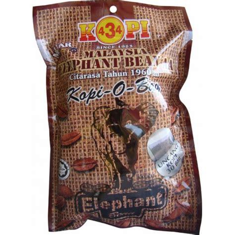 Day Kopi Cappuccino Bag kopi elephant coffee bag 30