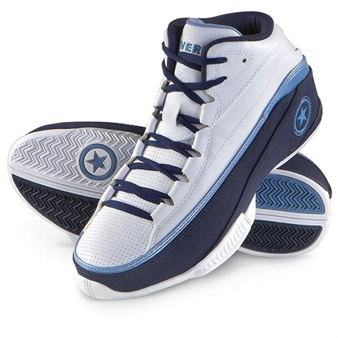 converse mens basketball shoes s converse 174 transition mid basketball shoes white
