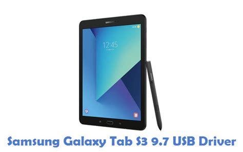 Samsung Tab S3 9 7 samsung galaxy tab s3 9 7 usb driver phone usb drivers