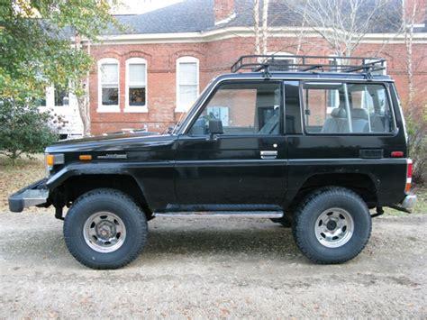 1986 Toyota Land Cruiser 1986 Toyota Land Cruiser Bj70 Fj40 Toyota Land Cruisers
