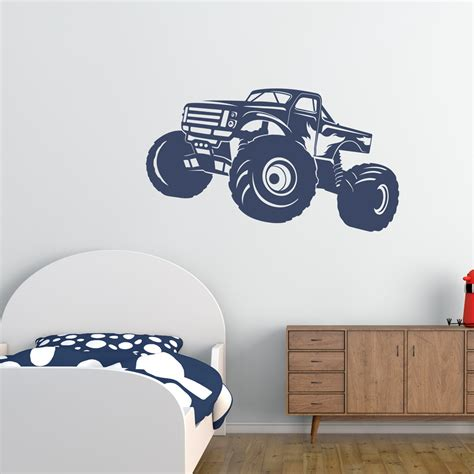 truck wall stickers truck wall decal