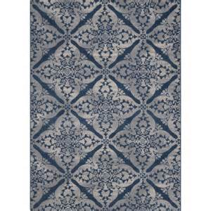 Blue Area Rugs Andover Mills Blue Area Rug Reviews Wayfair