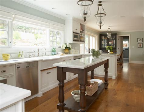 Open Kitchen With Island Mahoney Architecture 187 Open Houzz What S With The Kitchen Island