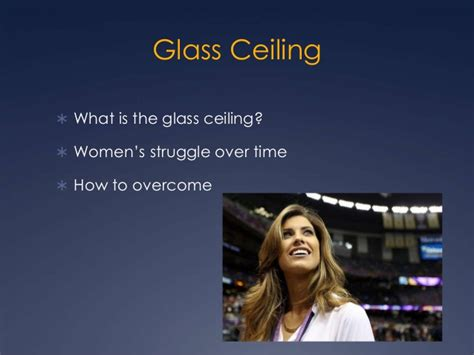 Overcoming The Glass Ceiling by Sportscasters Still Battling The Same Barriers