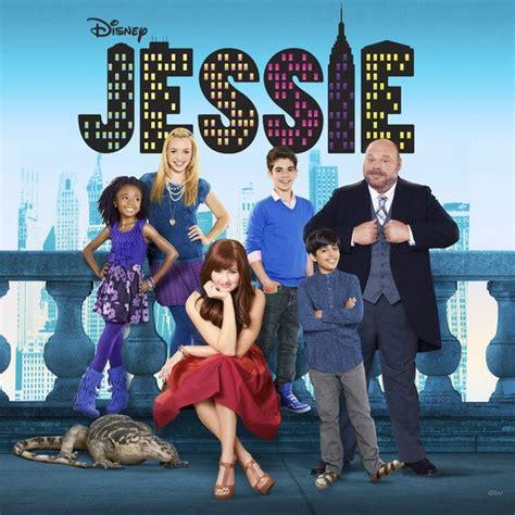 film disney jessie in romana girl posters for kids jessie vol 4 cover poster