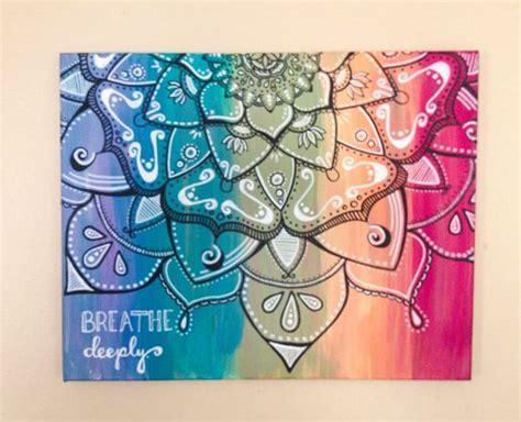 imagenes bonitas para dibujar en lienzo resultado de imagen para cuadros de mandalas anita