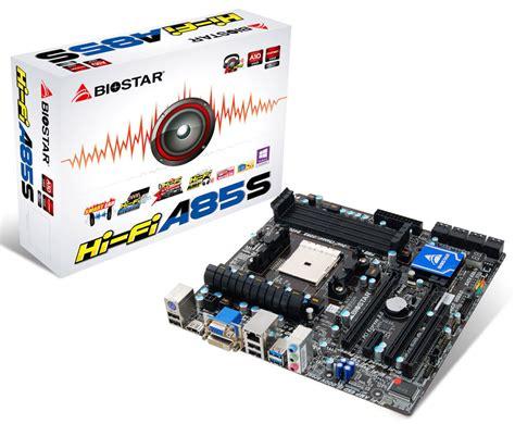 Biostar Hi Fi A85s jual biostar hi fi a85s fm2 mo2n computer