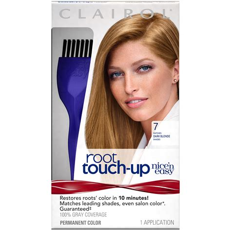 hair color root touch up clairol root touch up clairol n easy root touch up