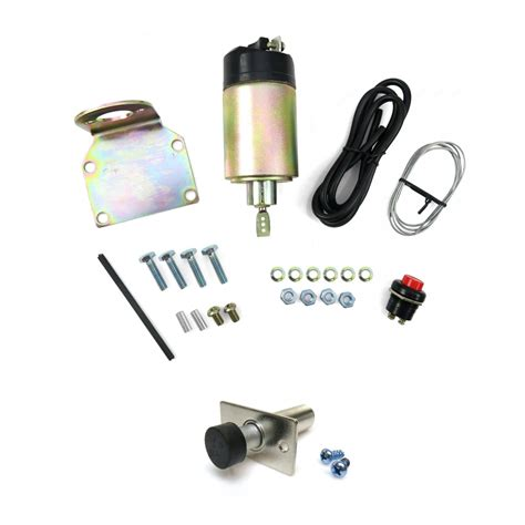 Door Popper Solenoid by 90lb Solenoid Door Kit With 1 Popper Kit Rod Rat Rod Complete Ebay