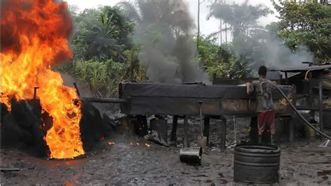 List Lu Stop Scoopy N Gold bayelsa business community commends fg on integration of illegal refineries information nigeria