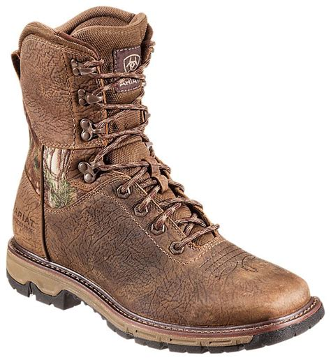 bass pro shop mens boots ariat conquest h2o waterproof boots for bass